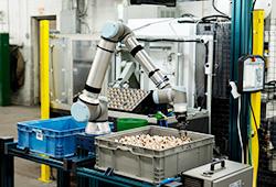協働ロボットの用途